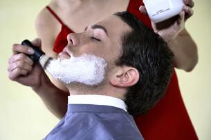 shaveの写真素材 [FYI00803992]