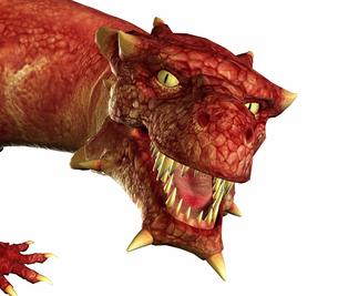 dragonの写真素材 [FYI00804356]