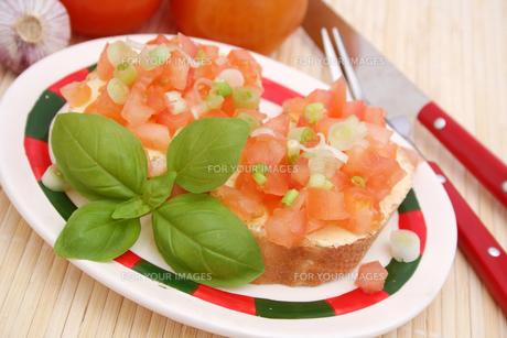 tomato breadの素材 [FYI00804579]