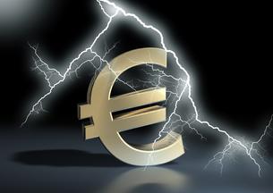 euro symbolの素材 [FYI00804680]