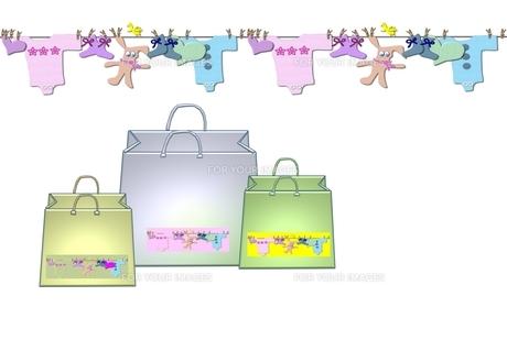 bags shopping online shoppingの写真素材 [FYI00804884]