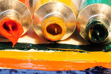 oil paintsの素材 [FYI00805195]
