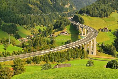 brenner motorway 13の素材 [FYI00805578]
