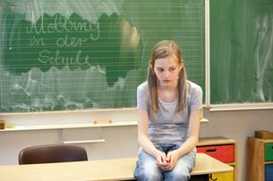 school and bullying - horizontalの写真素材 [FYI00805828]