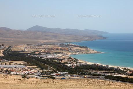 resort of costa calma,fuerteventuraの素材 [FYI00806884]
