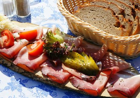 breakfast snack - breakfastの写真素材 [FYI00807198]
