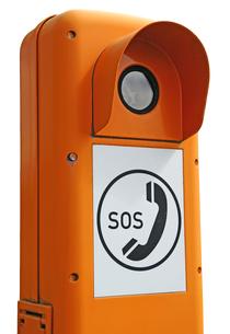 sos - alarm - telephoneの写真素材 [FYI00807291]