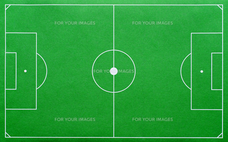 soccer field - soccer pitchの写真素材 [FYI00807313]