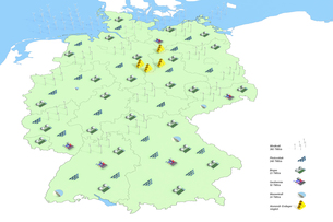 forecast energy production in germany in 2050の素材 [FYI00807851]
