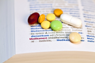 medicineの写真素材 [FYI00807961]