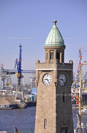 port of hamburgの素材 [FYI00807986]