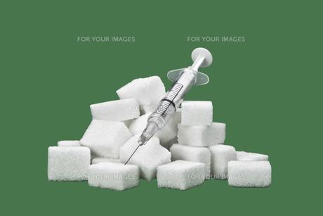 lump sugarの写真素材 [FYI00808611]