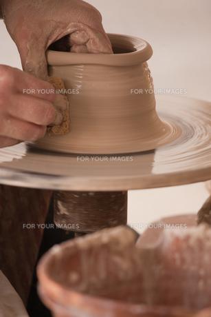 potteryの素材 [FYI00808886]