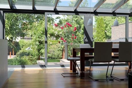 conservatoryの写真素材 [FYI00809506]