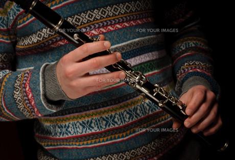 clarinettistの素材 [FYI00809868]