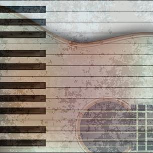musicの写真素材 [FYI00809913]