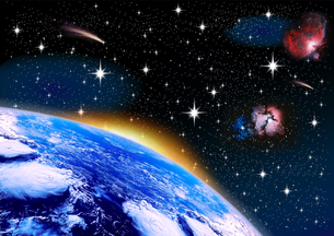 outer_space_astronomyの写真素材 [FYI00809986]