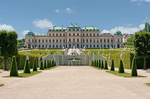 belvedere palaceの素材 [FYI00810025]