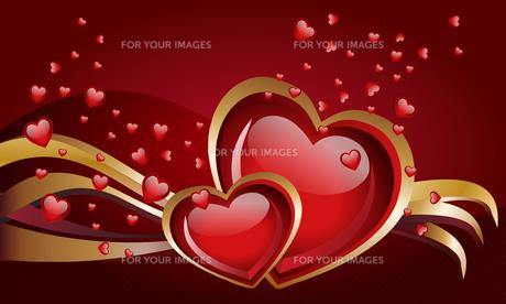 heartsの素材 [FYI00810340]