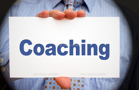 coaching - business conceptの写真素材 [FYI00810453]