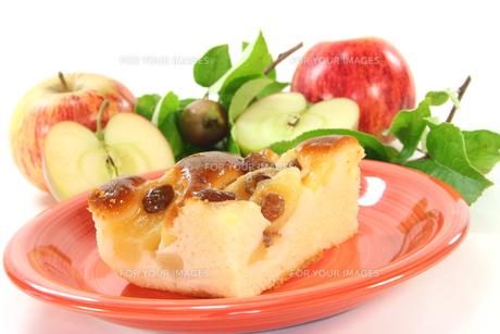 apple cakeの素材 [FYI00810481]
