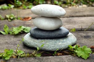 stones wellnessの写真素材 [FYI00810732]