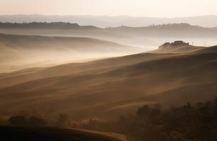 morning fogの素材 [FYI00810924]