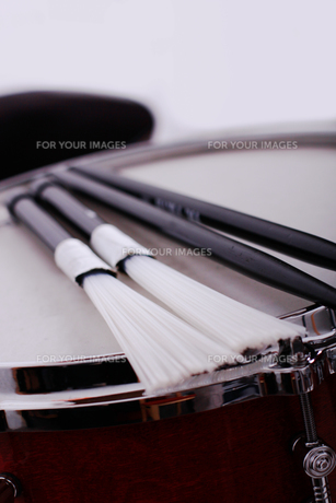 snare drumの写真素材 [FYI00811459]