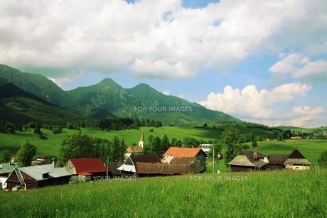 landscapesの写真素材 [FYI00812850]