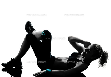 fitness_funsportの写真素材 [FYI00813560]