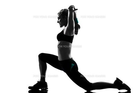 fitness_funsportの写真素材 [FYI00813580]