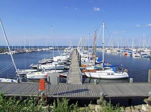 marina,germany,k?hlungsbornの写真素材 [FYI00813722]