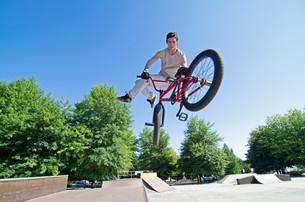 extreme_sportsの写真素材 [FYI00814292]