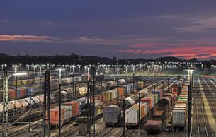 rail_trafficの写真素材 [FYI00814551]
