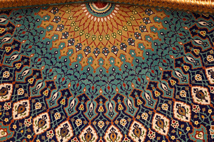 oriental mosaic ornamentsの写真素材 [FYI00814830]
