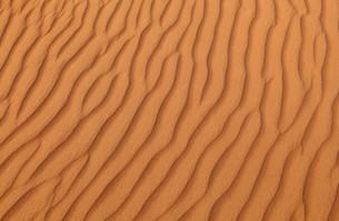 desert sandの写真素材 [FYI00814845]