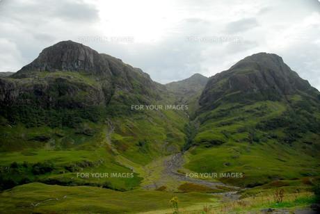 mountainsの写真素材 [FYI00815345]