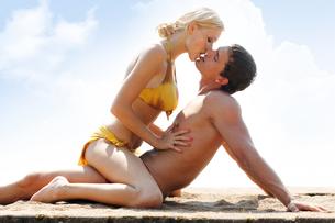 couples_loveの写真素材 [FYI00815452]