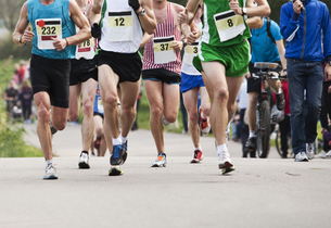 athletic_sportsの写真素材 [FYI00815803]