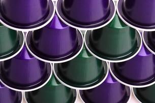 coffee capsulesの素材 [FYI00815866]