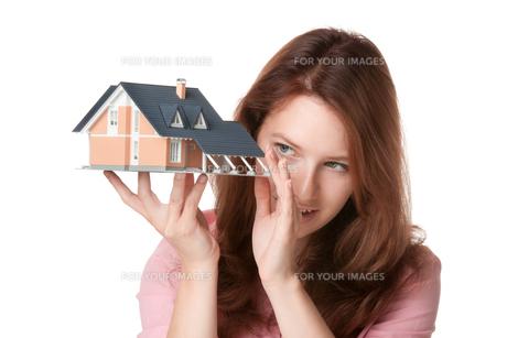 houseの素材 [FYI00816312]