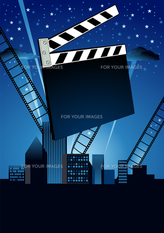 theater_moviesの写真素材 [FYI00817209]