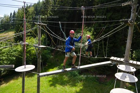 climbingの写真素材 [FYI00818182]