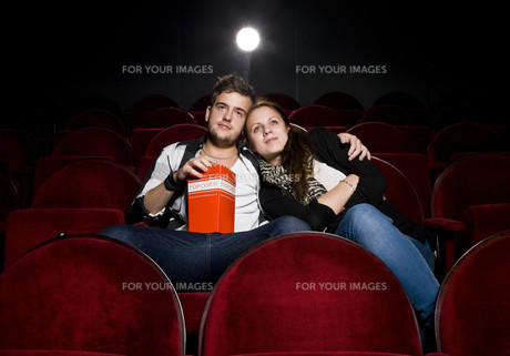 theater_moviesの写真素材 [FYI00819606]