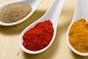 ingredients_spicesの写真素材 [FYI00819747]