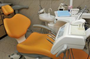 dentist's chairの素材 [FYI00819777]