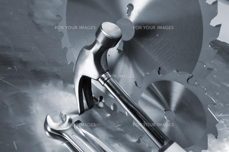 tools_materialsの写真素材 [FYI00819897]