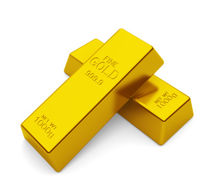 gold barの写真素材 [FYI00820033]