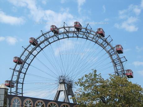 giant ferris wheelの素材 [FYI00820041]