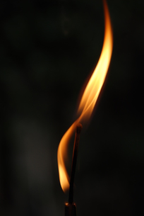 fire & amp  flameの写真素材 [FYI00820453]